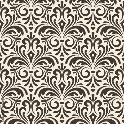 wektor-bez-szwu-kwiatowy-wzor-vintage-na-bezowym-tle