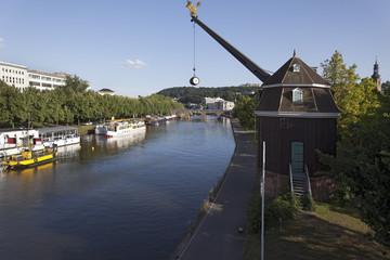Saarkran Saarbrücken