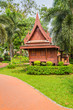 Wood home thai style