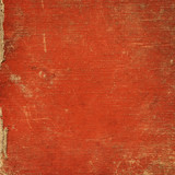 Red grunge fabric background texture
