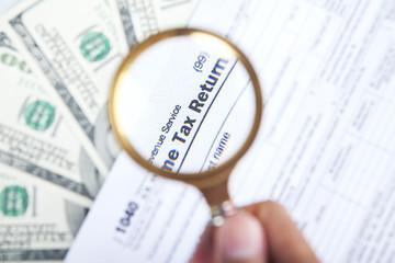 Concept of tax analyze