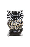 owl figurine of wood