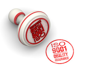 ISO 9001 quality assurance. Печать и оттиск