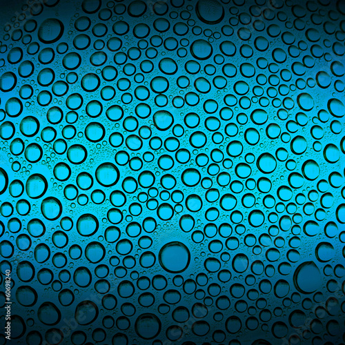 Water drops - background