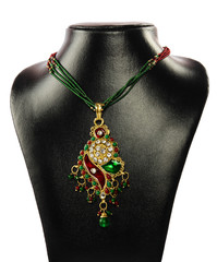 Indian Gold Necklace