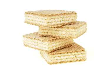 zigzag stack wafer