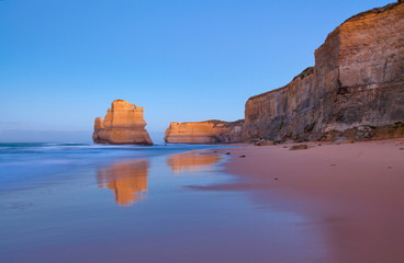One of the famous twelve Apostles.