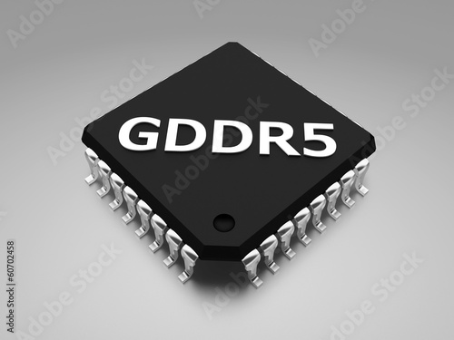 Graphics Memory (GDDR5)