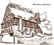 Oberschloss Adelsheim Schloss