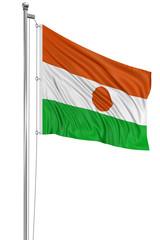 3D Niger flag