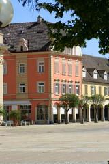Marktplatz in Ludwigsburg