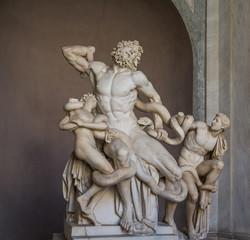 Hercules Statue in Vatican