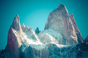 Mt. Fitz Roy,Los Glaciares National Park,Patagonia,Argentina