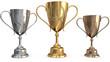 Pokale Siegerehrung