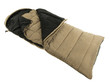 Sleeping bag isolated - 60712075