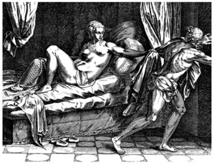 Joseph & Putiphar's Wife