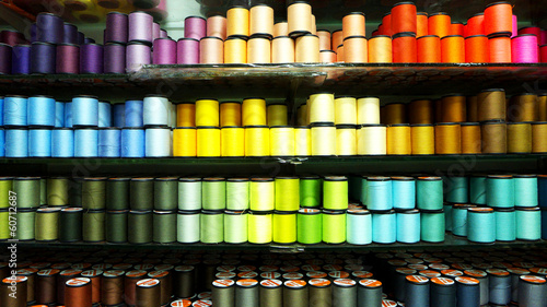 Bobbin colors