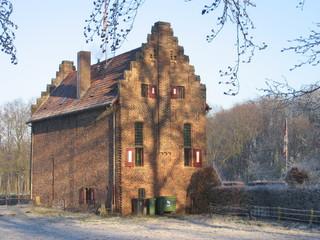 kasteeltje in Gelderland