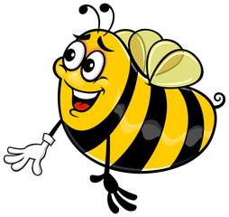 cartoon bee 05