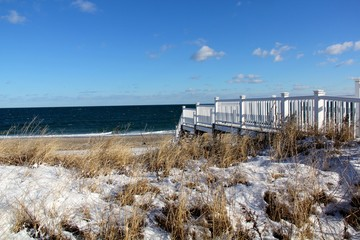 Seaside in Winter II