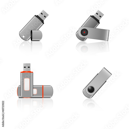 USB Memory Sticks - flash drive