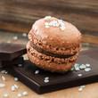 Schokoladen - Macaron