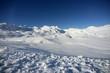Untouched snow