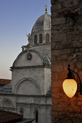 Church in Sibenik, Croatia