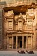 Camel and Treasury at Petra, Jordan