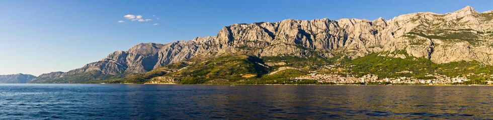 Riviera Makarska in Croatia