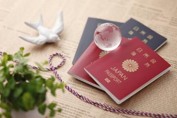 家族で海外旅行