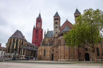 Churches in Maastricht