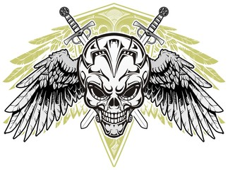 justice skull
