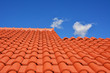 red roof texture tile - 60735697