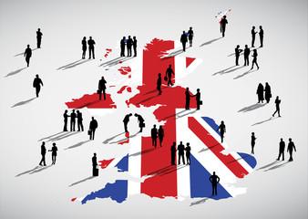 England Business Vector
