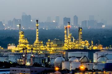 Bangchak refinery,Bangkok,Thailand
