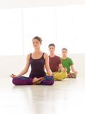 Fototapety yoga worhshop