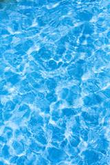 Art sea blue water ripple background
