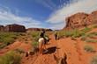 randonnée à cheval à Monument Valley, Arizona - 60741471