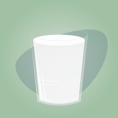 milch glas