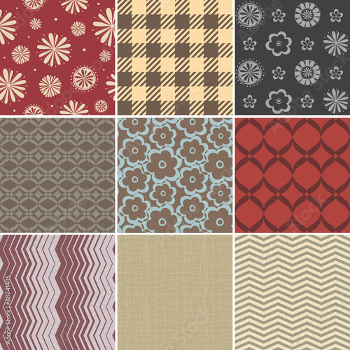 vintage_seamless_patterns