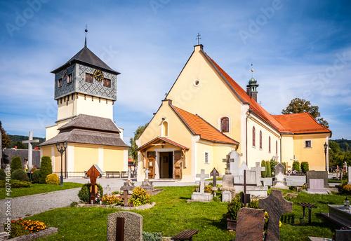Kościół świętego Bartłomieja Apostoła w Kudowie Zdroju - Czermna - 60741618