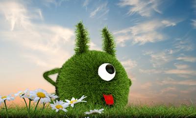 grass monster