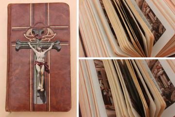 Missel  Evangile  - Jésus - INRI