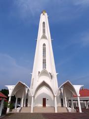 Malacca Straits Mosque - Malacca, Malaysia