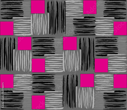 abstract background pattern, with strokes/stripes and squares