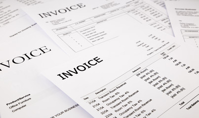 difference invoices
