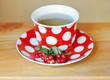 Cowberry (Vaccinium vitis-idaea) tea