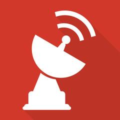 satellite plate icon