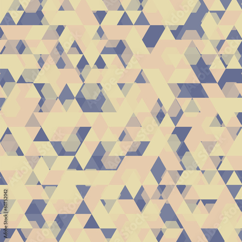 Fototapeta abstract geometric background with pastel colors.abstract shapes